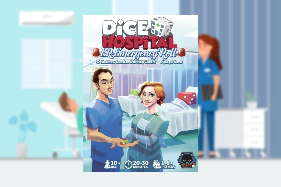 Dice Hospital: Emergency Roll