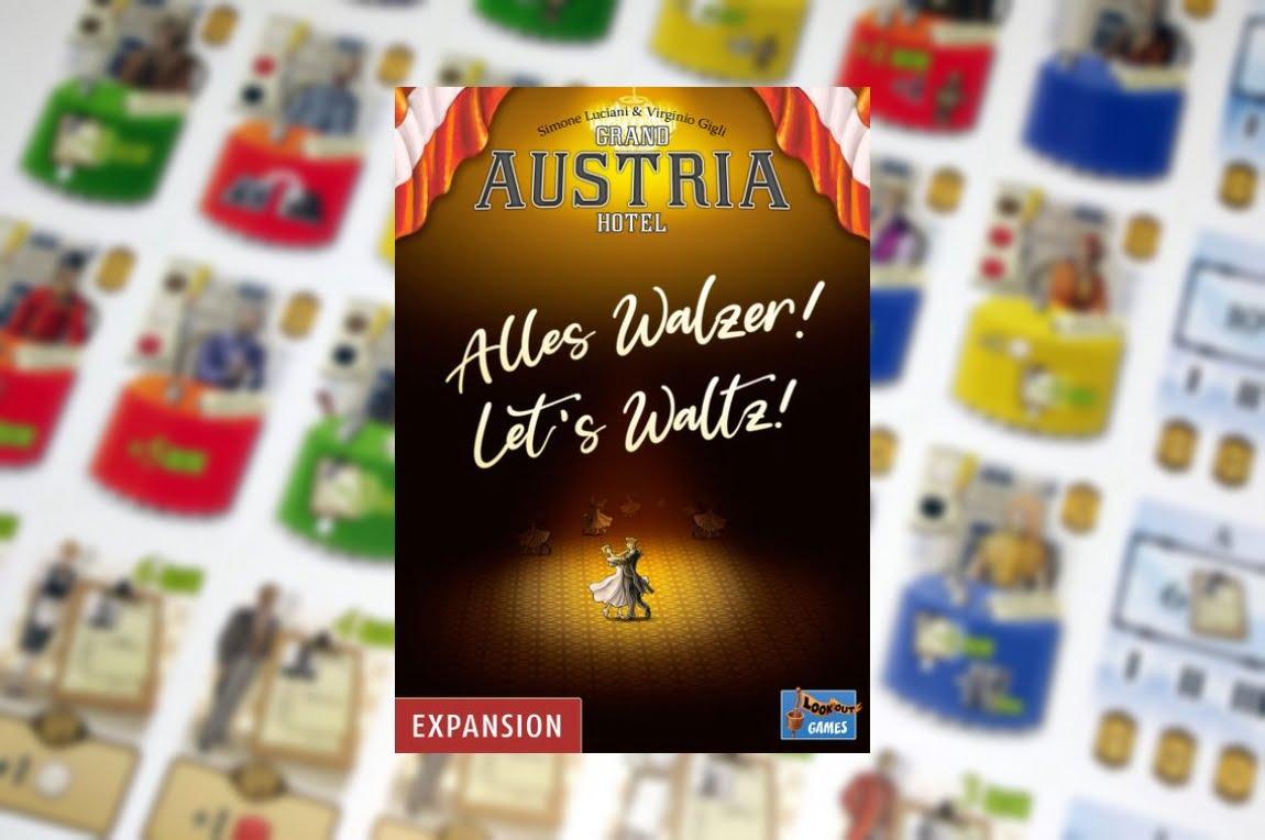 Gran Austria Hotel: Let's Waltz!