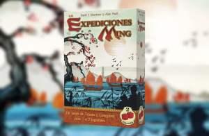 Las Expediciones Ming, reseña by Toni
