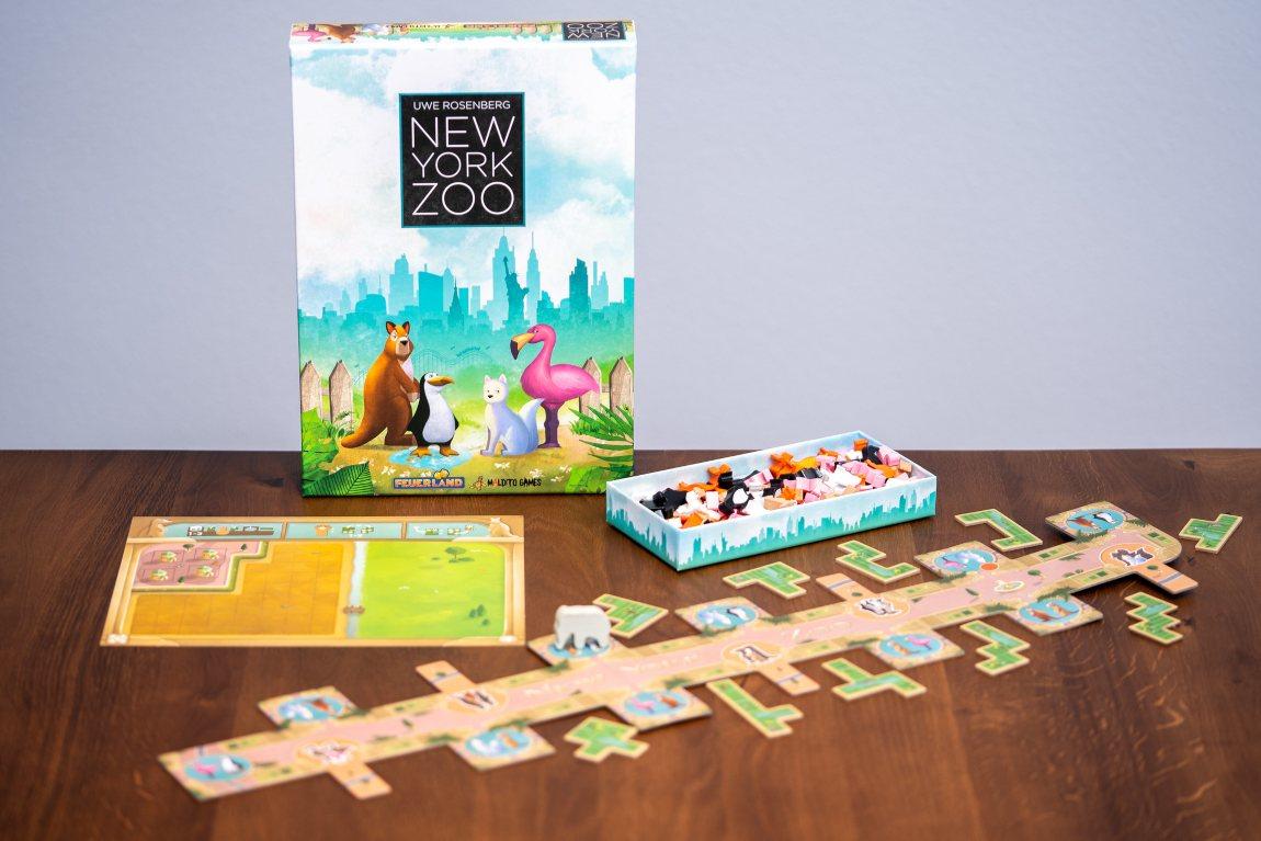 New york zoo juego de mesa