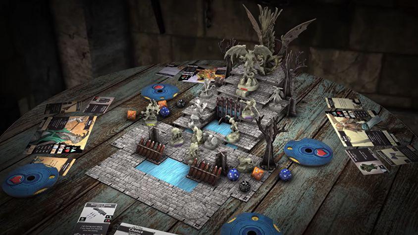 Descent: Legends of the Dark juego de mesa