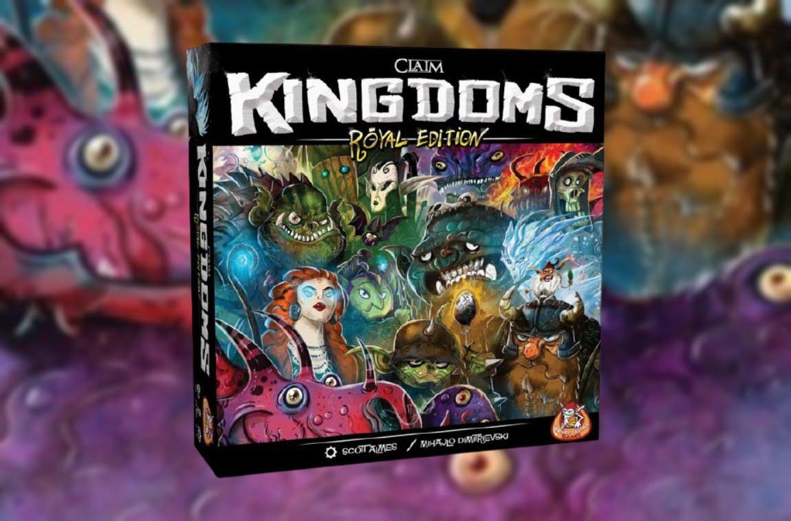 Claim Kingdoms Royal Edition