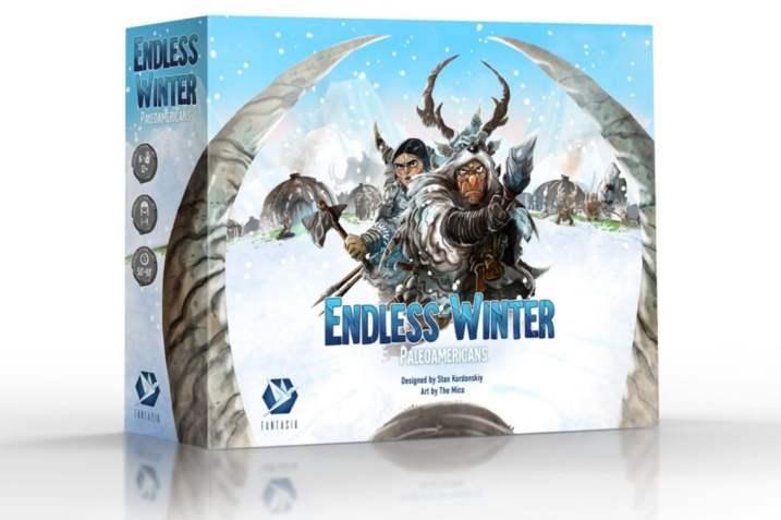 Endless Winter juego de mesa