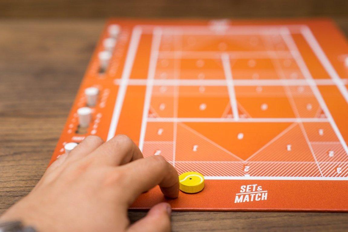 Set & Match juego de mesa