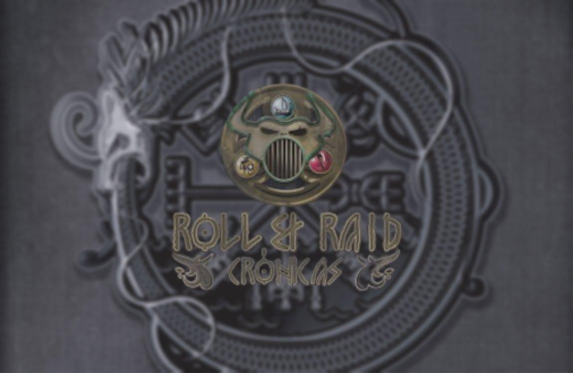 Roll & Raid juego de mesa