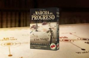 La Marcha del Progreso, reseña by Toni