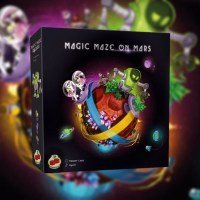 Magic Maze On Mars, reseña by David