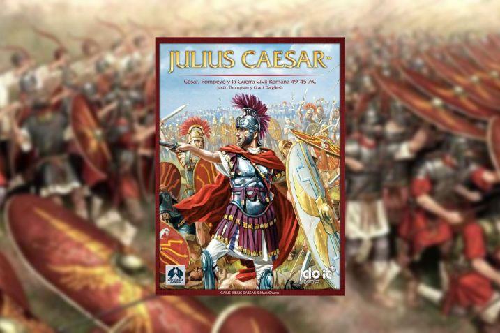 Julius Caesar juego de mesa