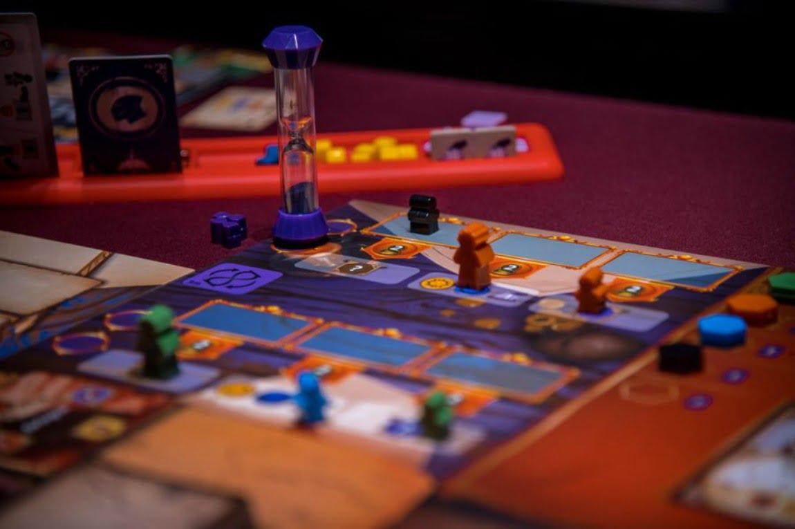 Pendulum juego de mesa