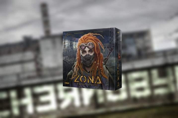 Zona: El secreto de Chernobyl