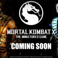 Mortal Kombat X The Miniatures Game, Jasco sigue alimentando su franquicia