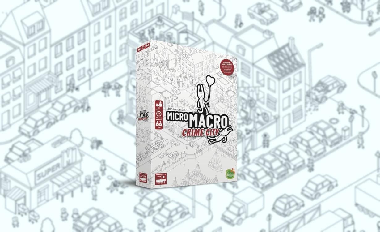 Micromacro juego de mesa