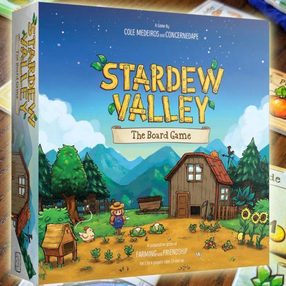 Stardew Valley juego de mesa