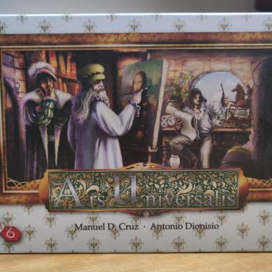 Ars Universalis juego de mesa