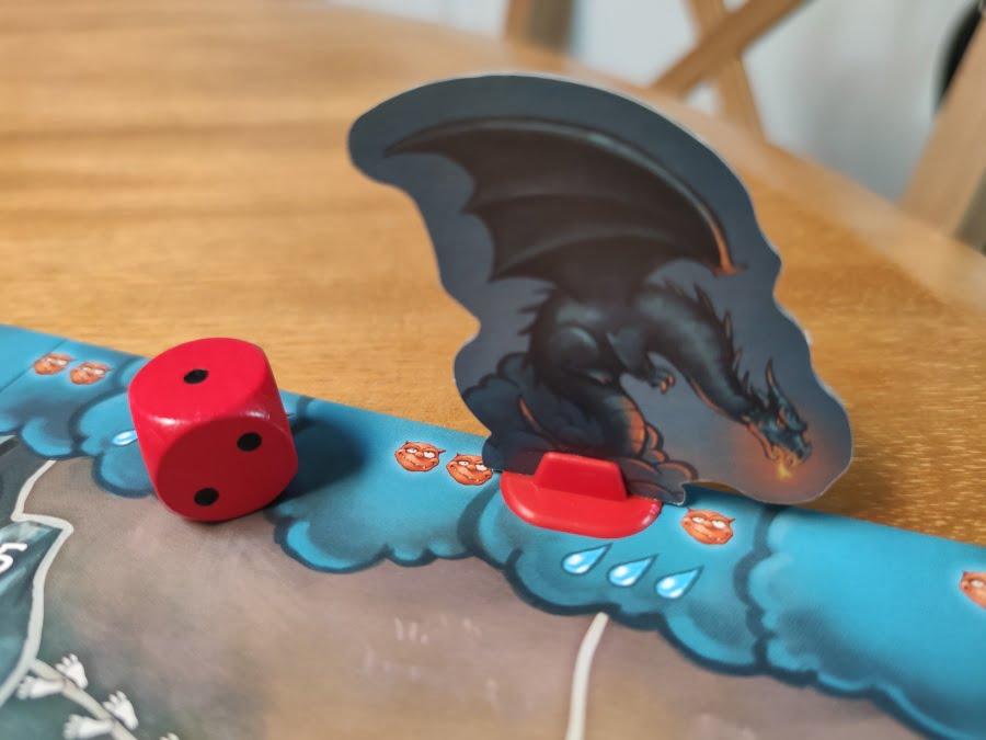 Andor Junior juego de mesa