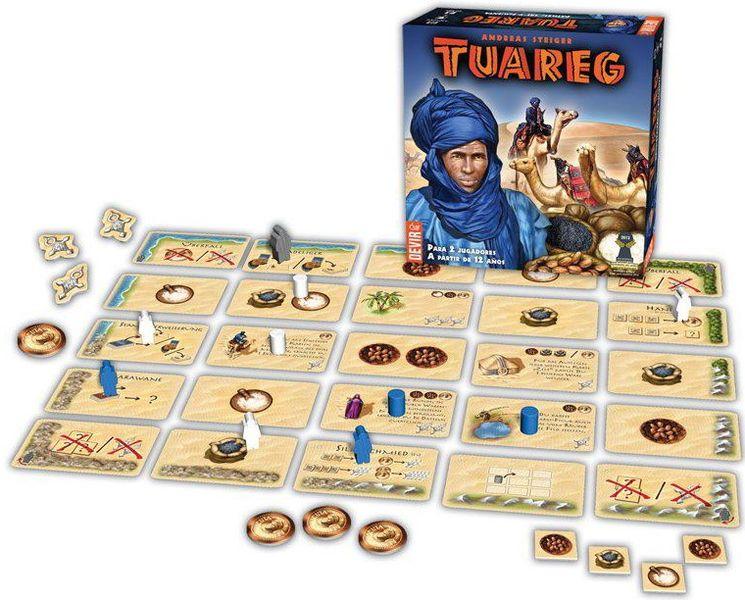 Tuareg juego de mesa