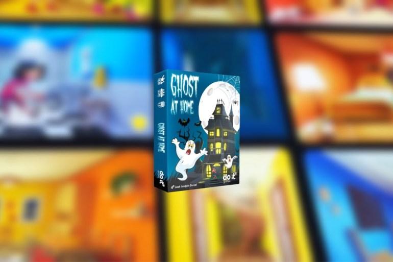 Ghost at Home juego de mesa