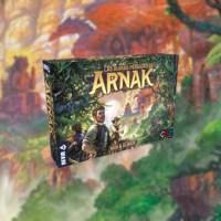 Las Ruinas perdidas de Arnak, reseña by David