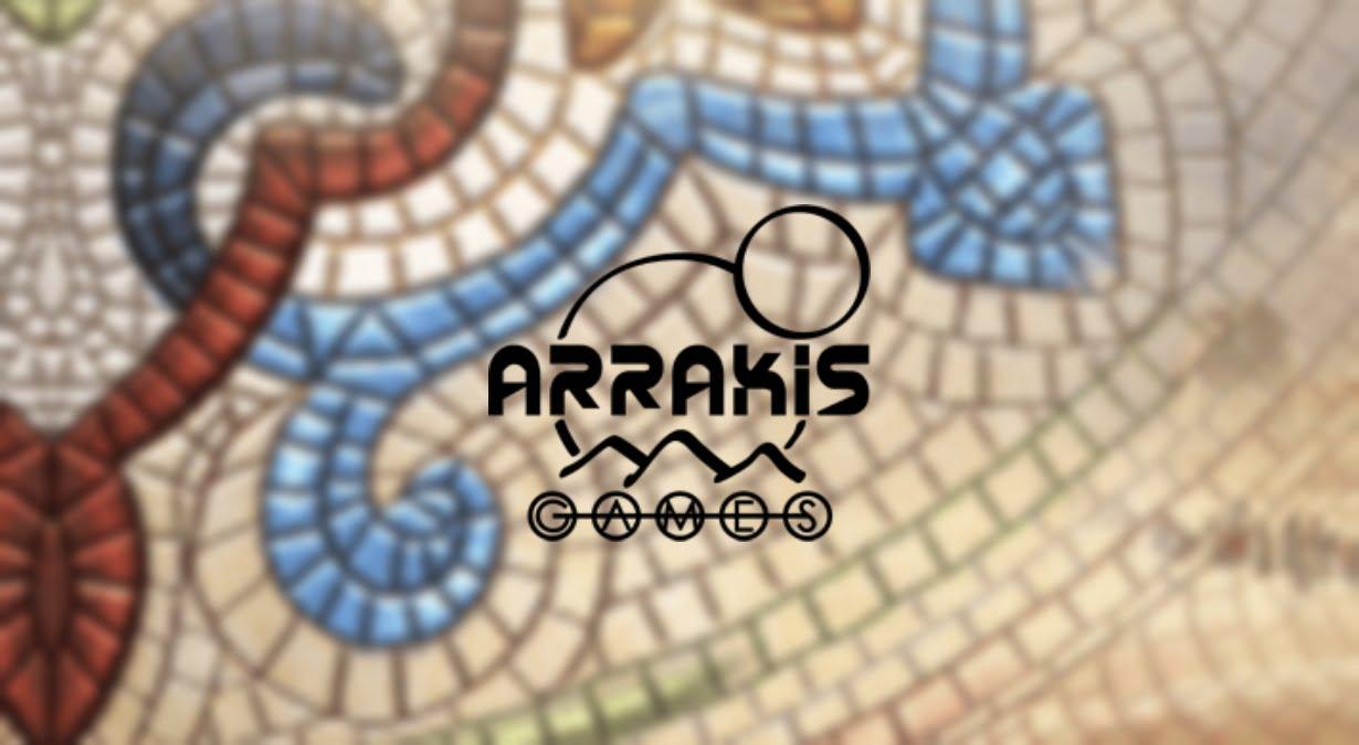 ARRAKIS GAMES JUEGO DE MESA