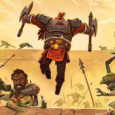 The Siege of Runedar juego de mesa