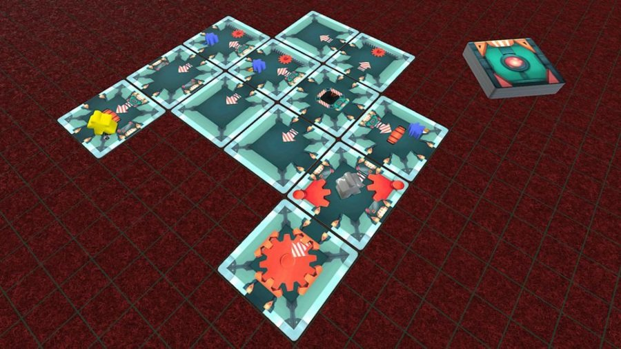 Mechanical Beast juego de mesa