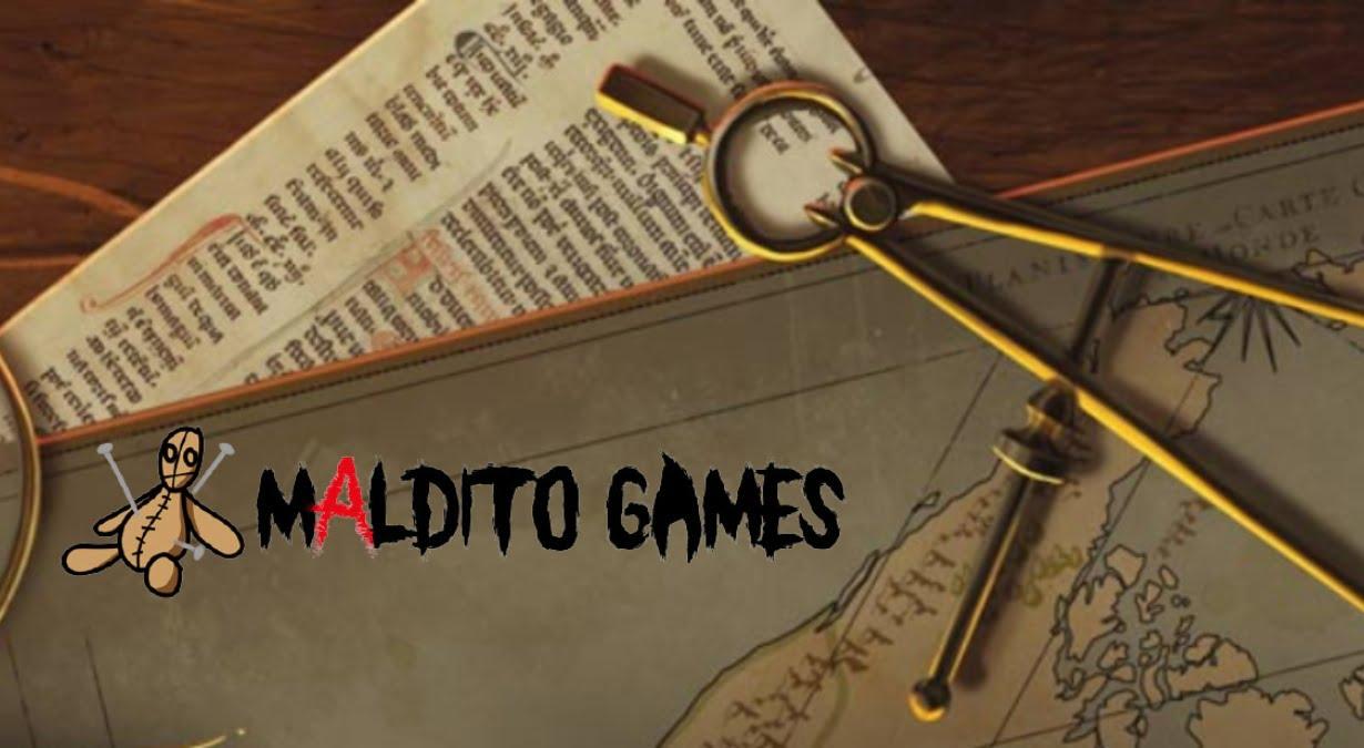 Maldito Games juego de mesa