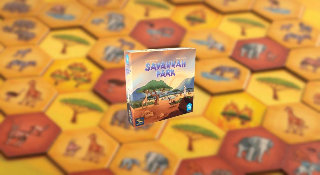 Savannah Park juego de mesa