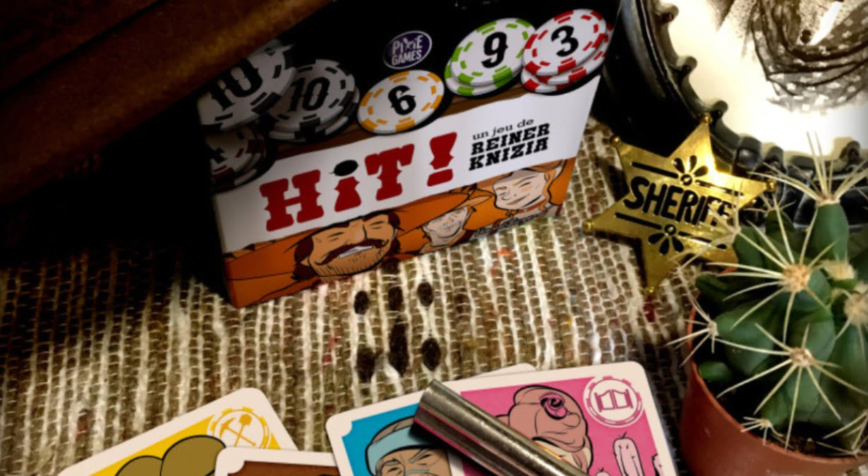 Hit! juego de mesa