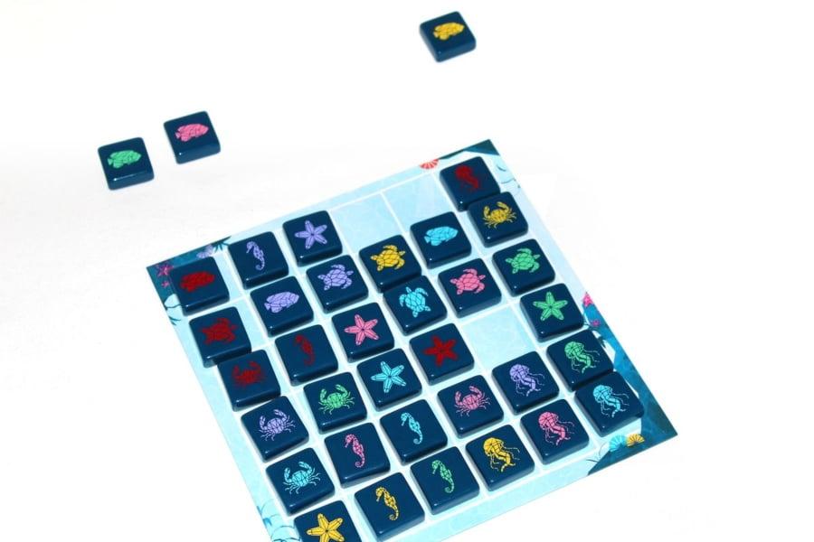 Aqualin juego de mesa