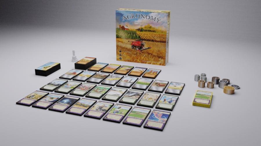 Agronomy juego de mesa
