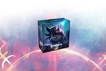 Lords of Ragnarok juego de mesa