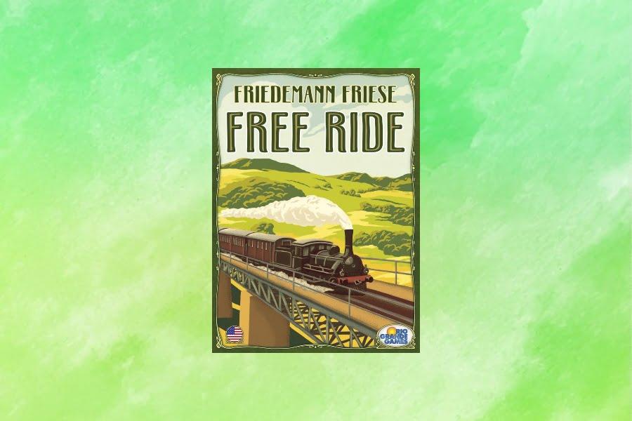 Free Ride juego de mesa