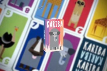 Kariba juego de mesa
