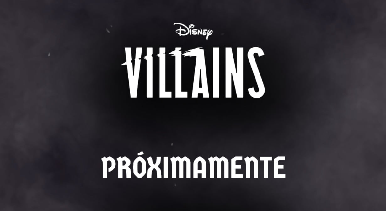 Disney Villains juego de mesa