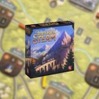 Imperial Steam, se presenta el nuevo juego duro de Maldito Games
