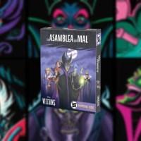 Disney Villains ya tiene nombre, La Asamblea del mal