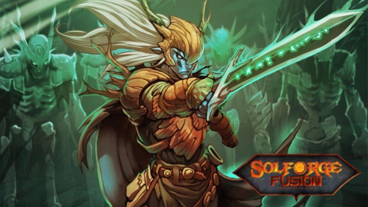 SolForge Fusion juego de mesa