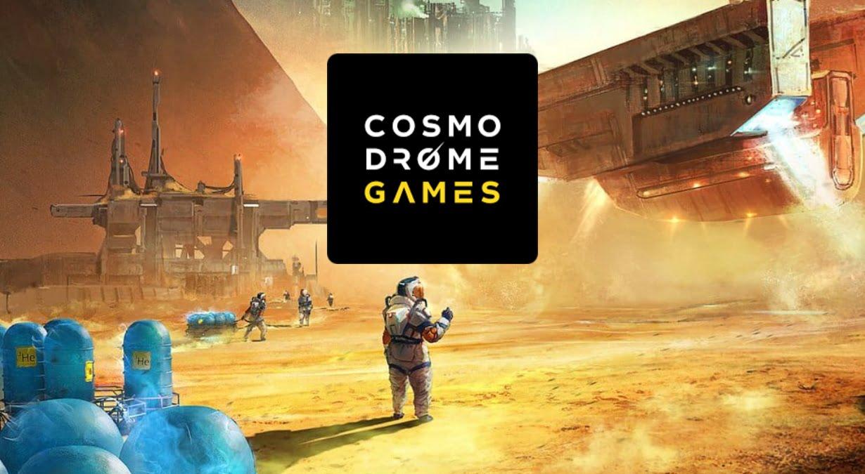 Cosmodrome Games juegos de mesa