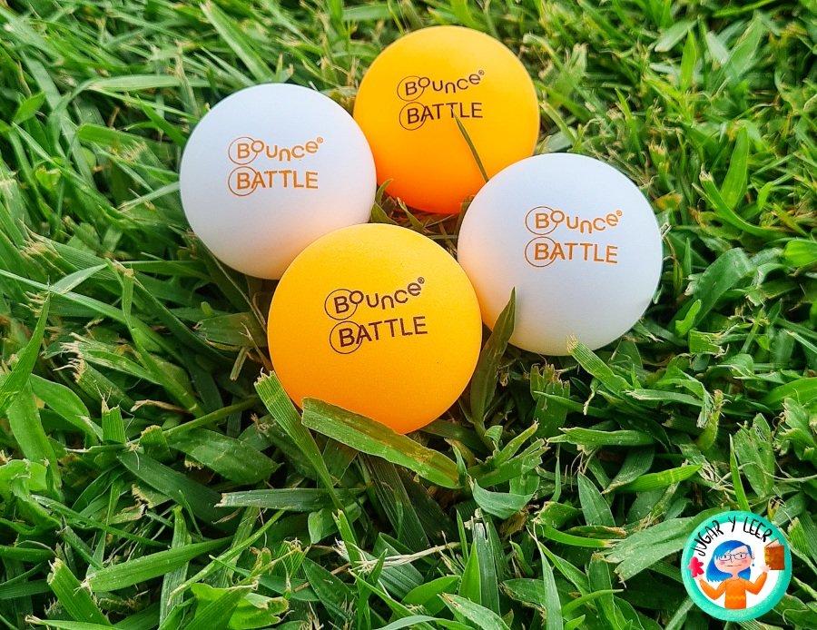 Bounce Battle juego de mesa