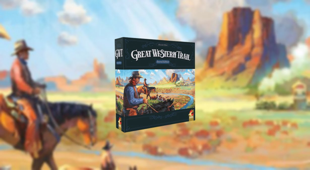 Great Western Trail Second Edition