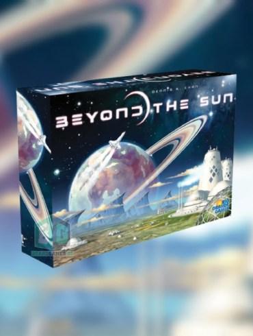 Beyond the sun juego de mesa