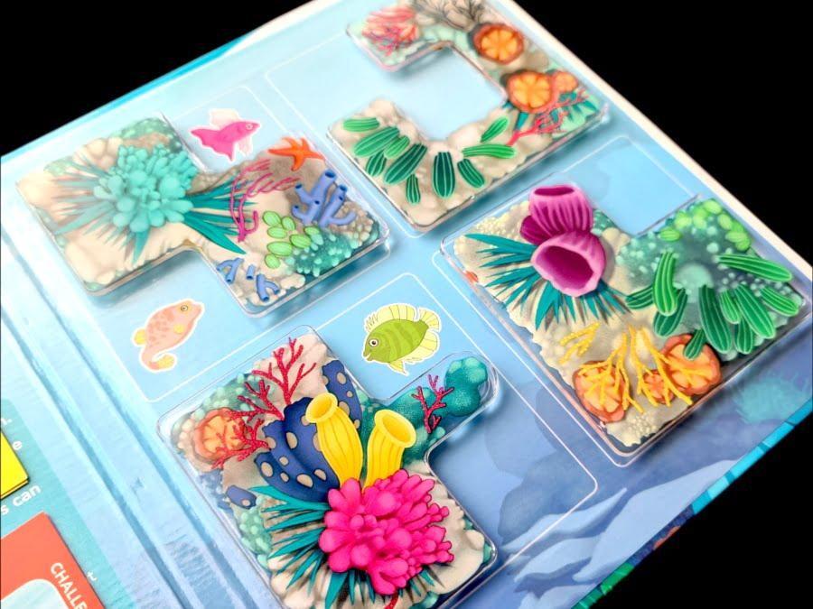 Coral Reef juego de mesa
