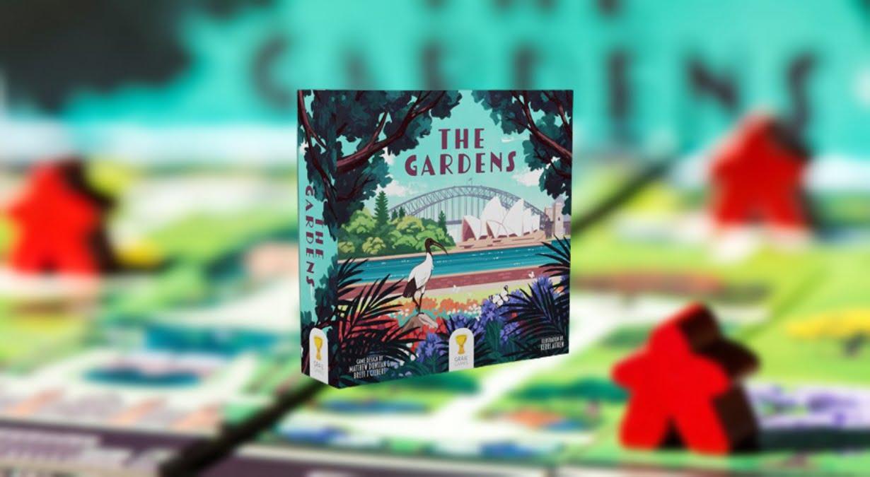 The Gardens juego de mesa