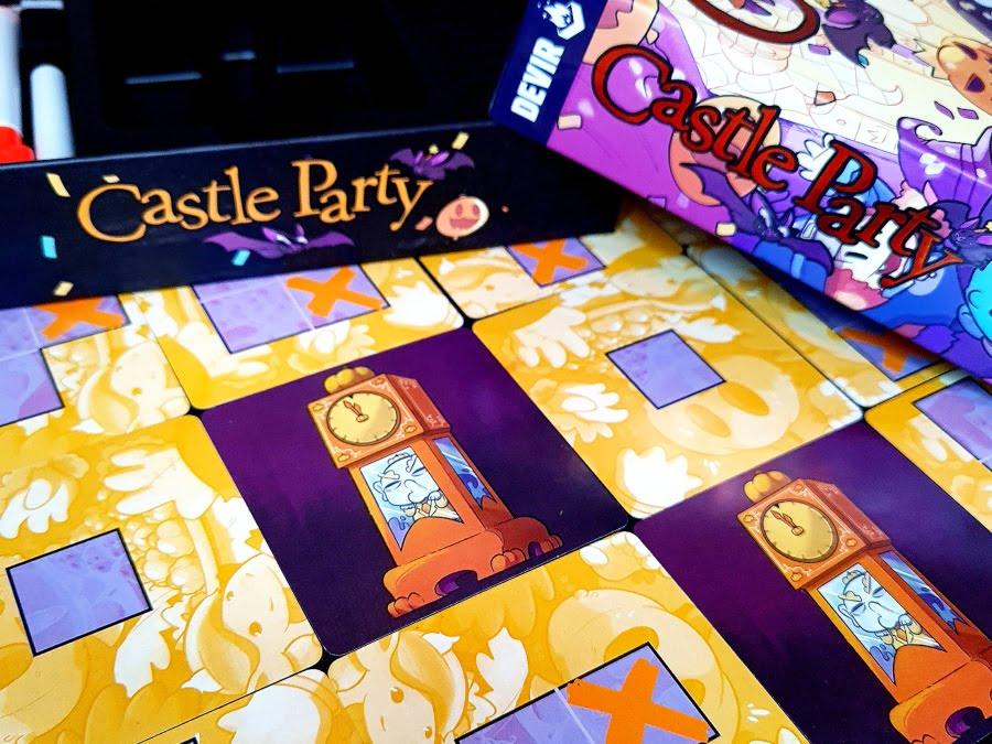 Castle Party juego de mesa