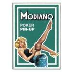 Poker Pin-Up de Mosca