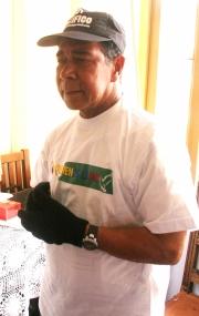 Archivo Ramón Isaza permanece recluido en la cárcel de máxima seguridad de Itagüí.