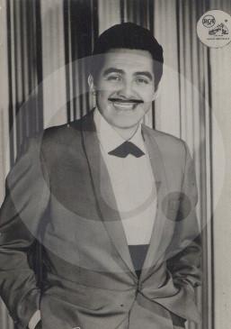 A la edad de los 88 años falleció en Venezuela el cantante colombiano nacido en Baranquilla. FOTO ARCHIVO