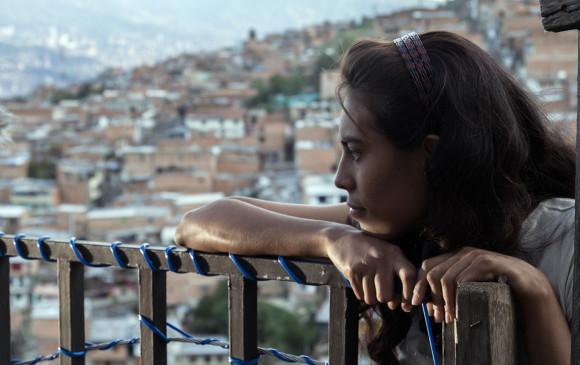La película es protagonizada por Natalia Polo (Amparo) y Tito Gómez (Libardo). Una historia tomada de la vida real por Víctor Gaviria. FOTO Cortesía Black Velvet