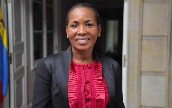 Zulia Mena terminó su periodo como alcaldesa de Quibdó, Chocó el pasado 31 de diciembre. FOTO Colprensa