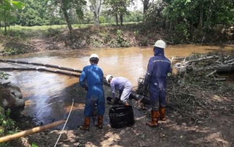 Ecopetrol intensifica acciones de atención ambiental en La Fortuna